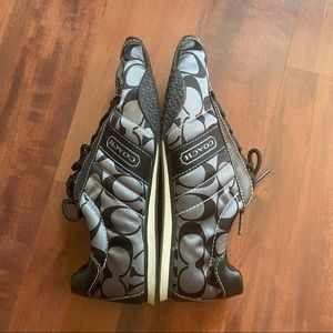 Coach Kirby 5.5 tennis shoes